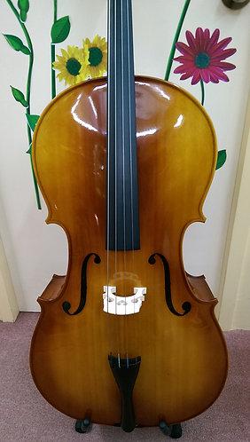 HS 300 全手制優質楓木大提琴