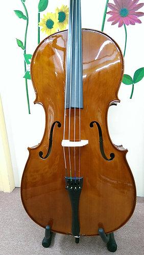 HS 200 全新手制優質實木大提琴