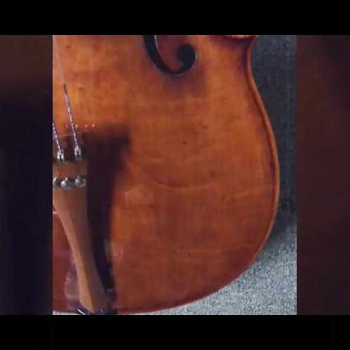 Antonio Stradivari  Cremona Cello