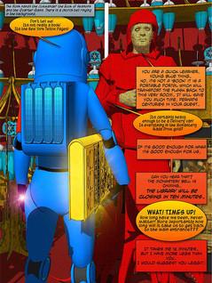 The Red Monk đưa cho bạn Quyển sách của các mùa.