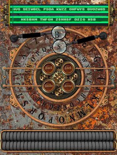 Caesar Cipher Decoder E12-Fresh Quest Comic