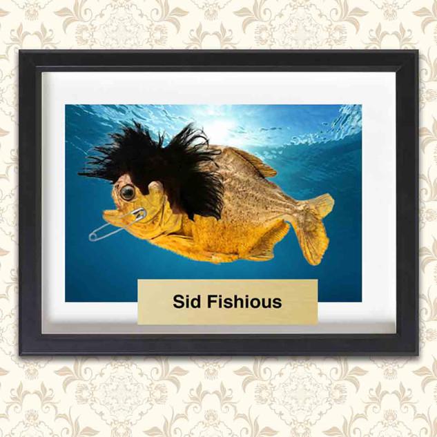 Sid Fishious