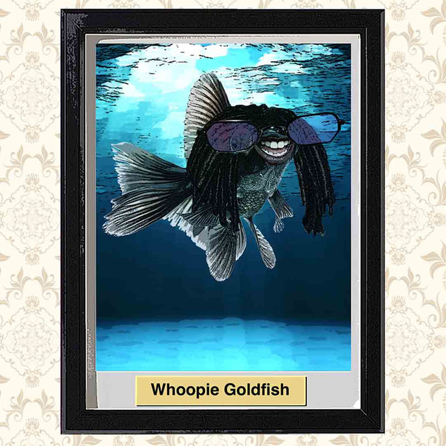 Whoopie Goldfish
