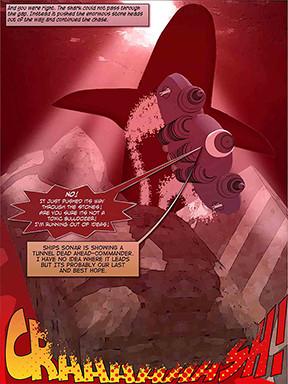 फ्रेश क्वेस्ट कॉमिक ऐप-टॉक्सिक शार्क!