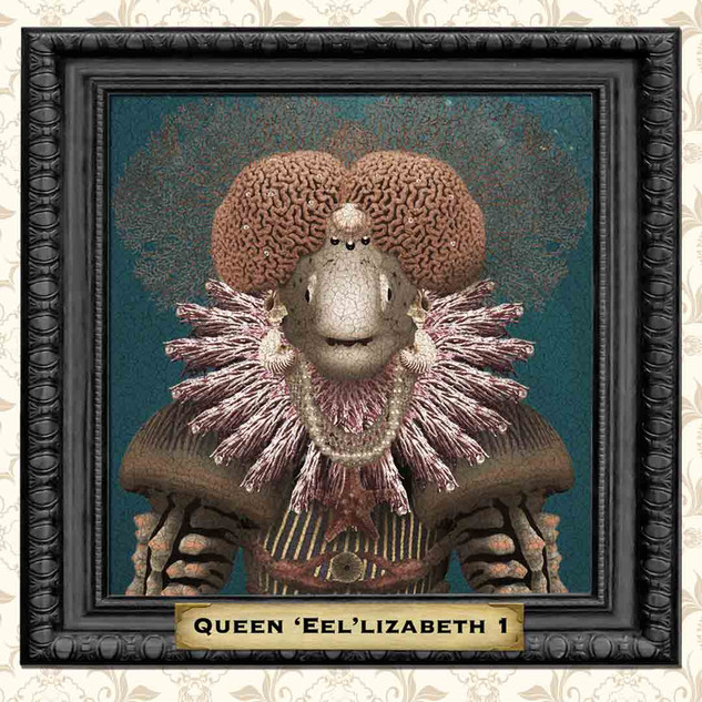 Queen Eel'lizabeth