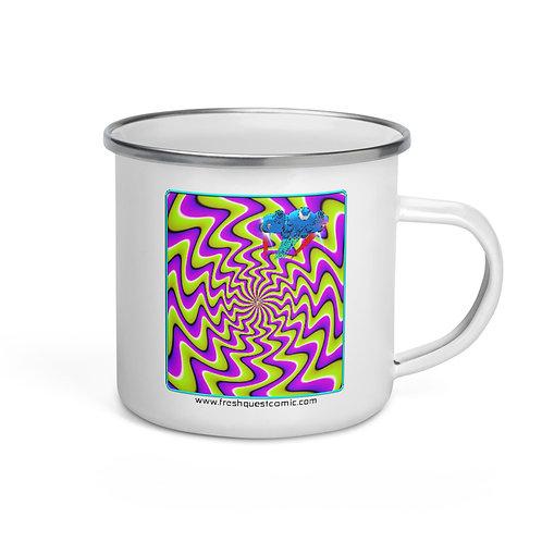 HW01-Enamel Mug