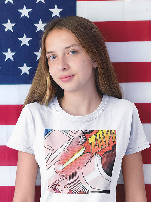 Youth Short Sleeve Zap T-Shirt
