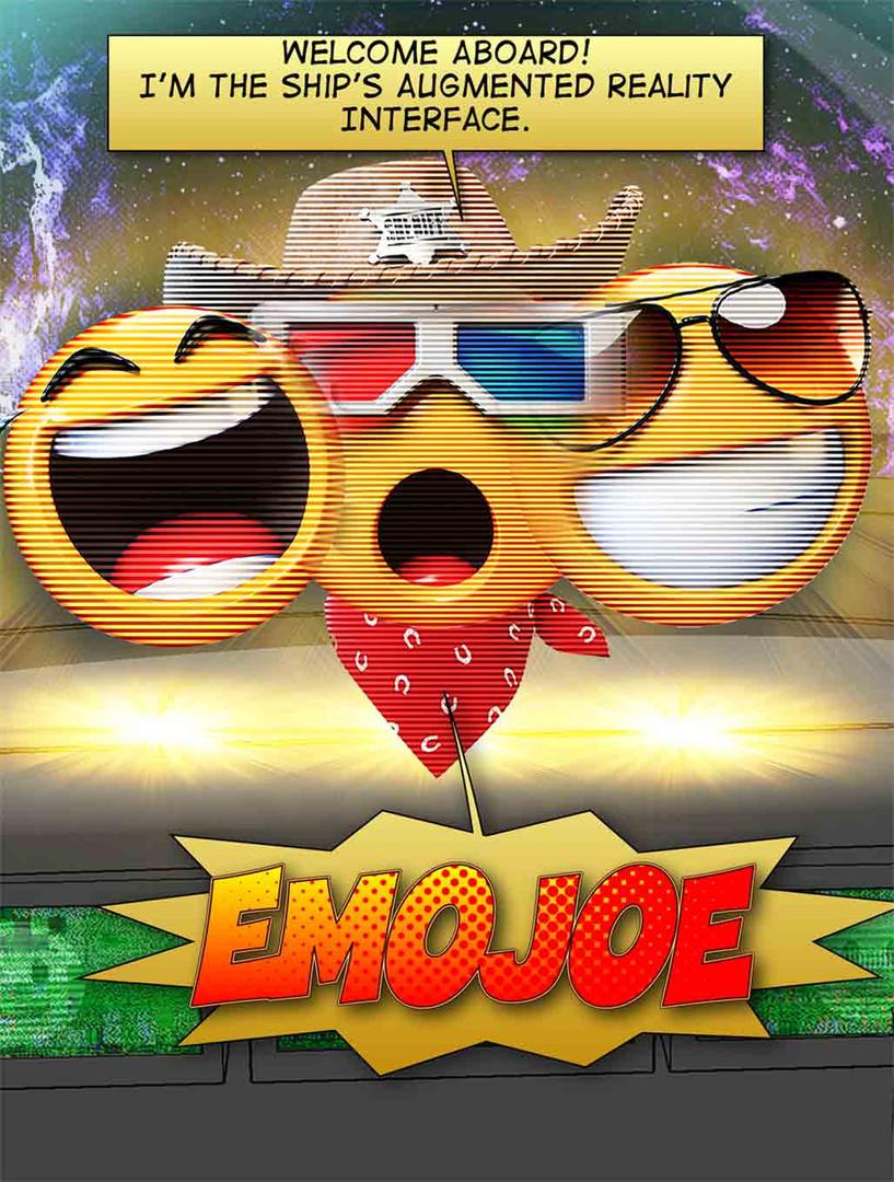 Emojoe-Fresh Quest Comic