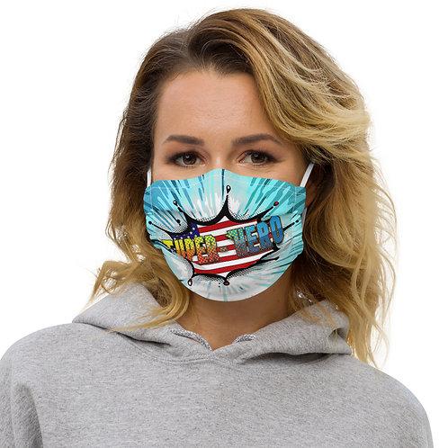Premium Super-Hero face mask