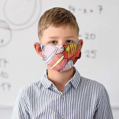 Premium Zap Face Mask