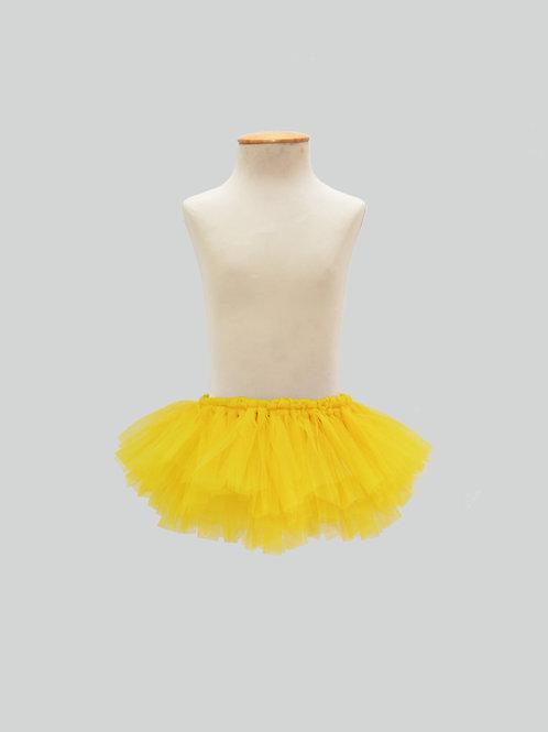 tutú yellow