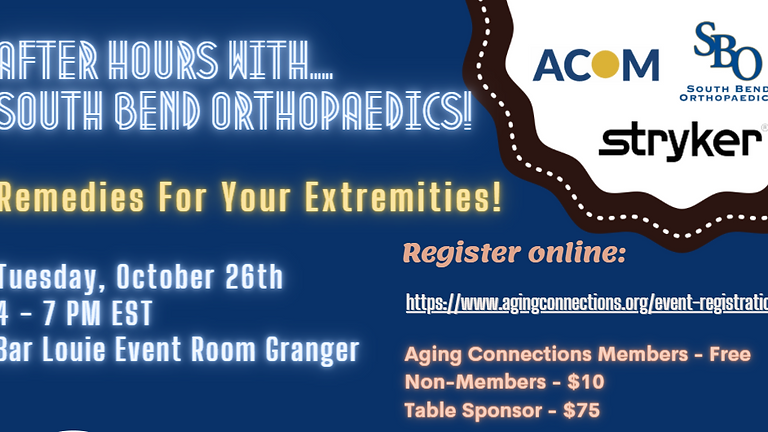 After-Hours with... South Bend Orthopaedics!