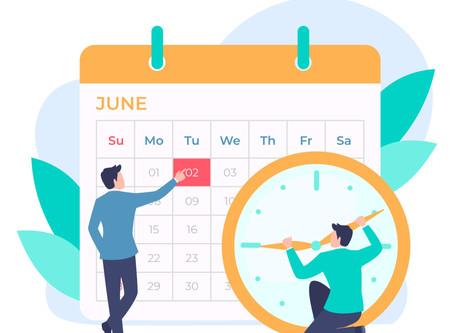 Como ser mais organizado e produtivo no trabalho?