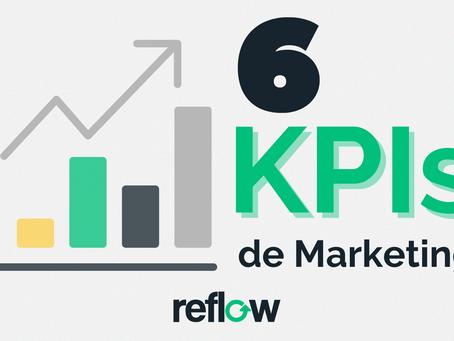 6 melhores KPIs para Marketing