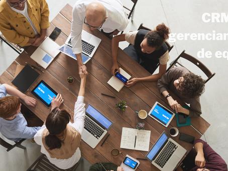 Como implementar o CRM para gerenciamento de equipes?