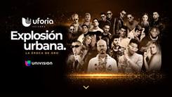 Uforia All Access EXPLOSION URBANA