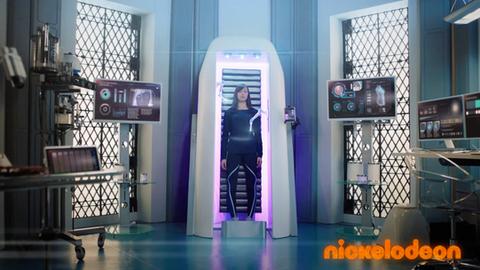 Nickelodeon - I am Frankie Tv Series