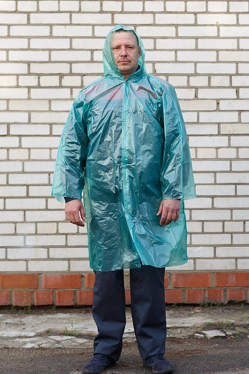 Дождевик полиэтиленовый.