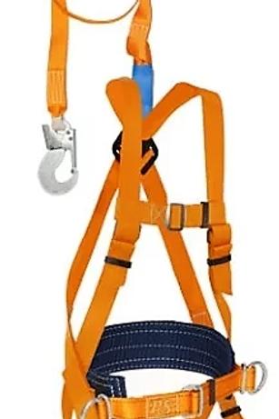 Пояс монтажный альпиниста с амортизатором купить