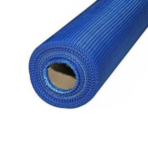 Сетка строительная 1000мм ФАСАДНАЯ синяя, 5x5, SPA