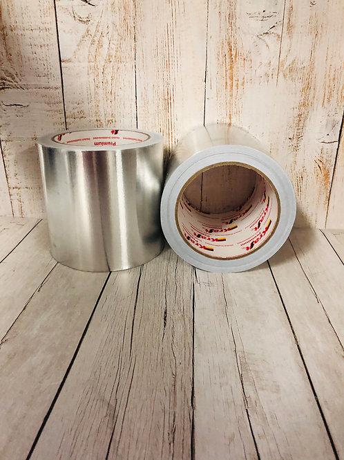 Алюминиевый скотч 95,5 мм*20 м.