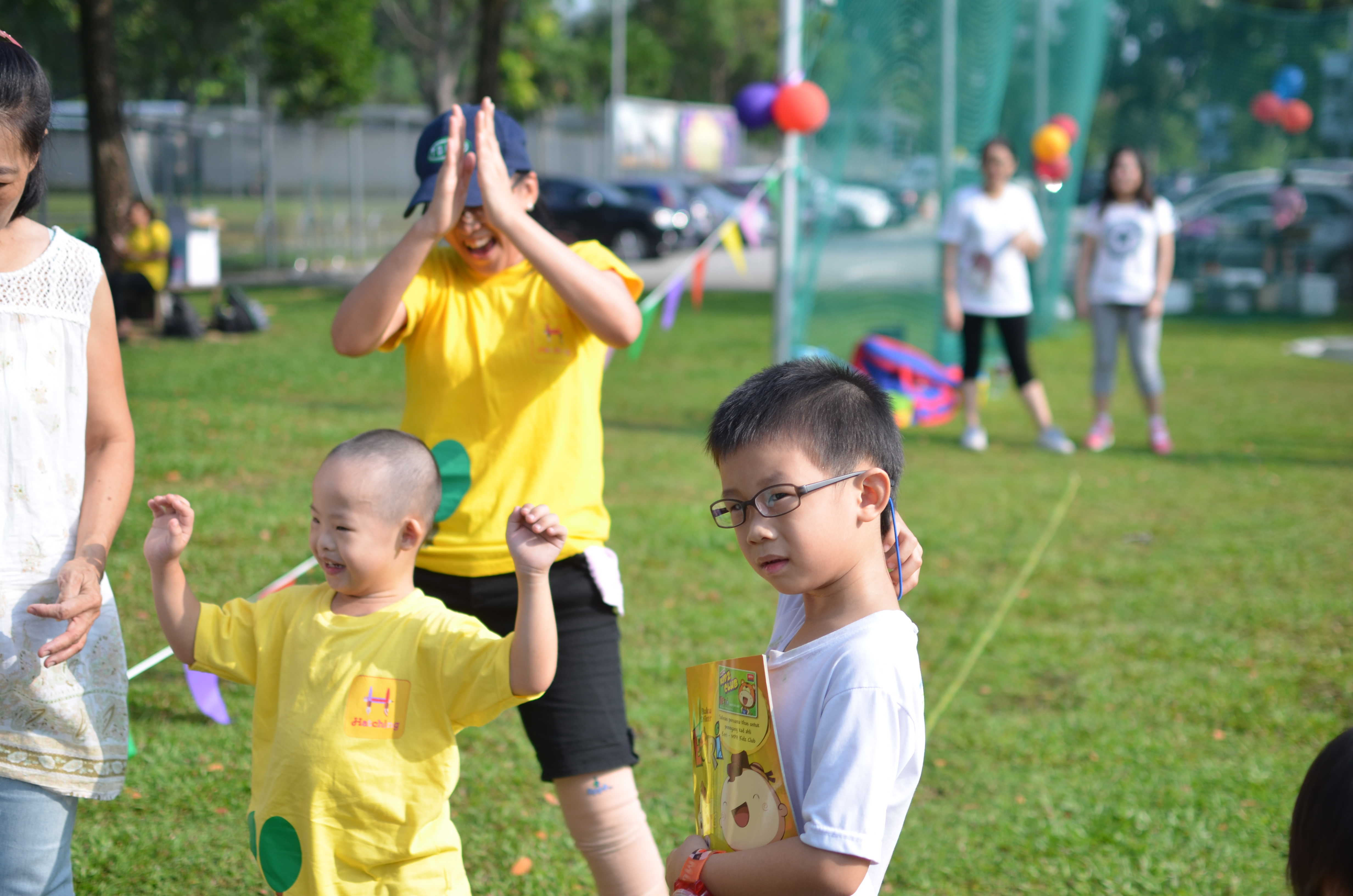 Special Needs Sports Day