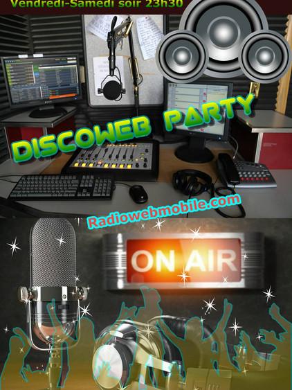 RADIOWEB PARTY_