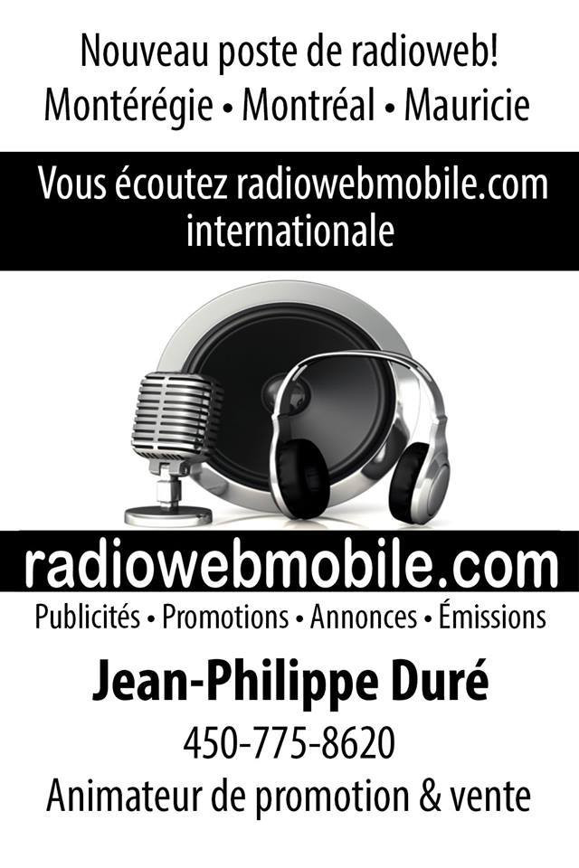 Poste de la Radiowebmobile.com