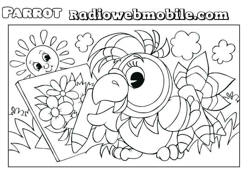 Parrot radioweb
