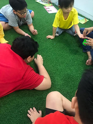 EIPIC Singapore, Early Intervention, Special Needs, Social Play Group, Inclusive, Bridging