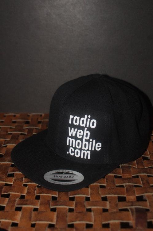 Casquette De la Radiowebmobile.com