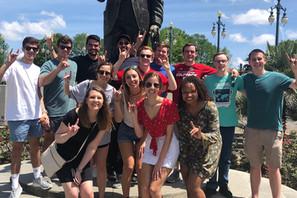 NC State AMA students