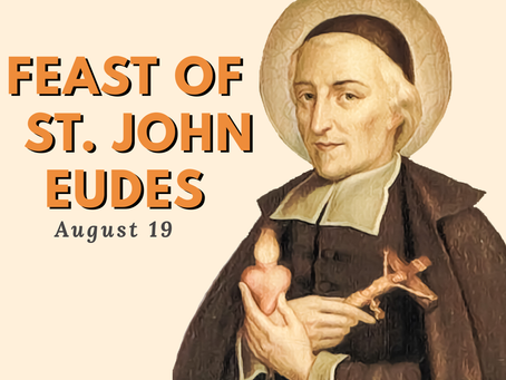 A Reflection on the Solemnity of St. John Eudes