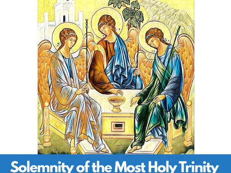 The Trinity is Love