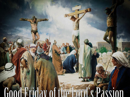 Good Friday Scenes to Victorious Life