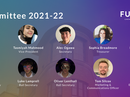 Congratulations to our new Committee!