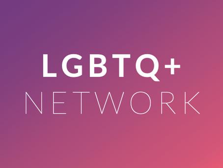 LGBTQ+ Network Up & Running