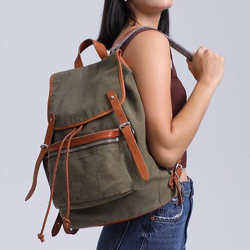 Revel Backpack Olive