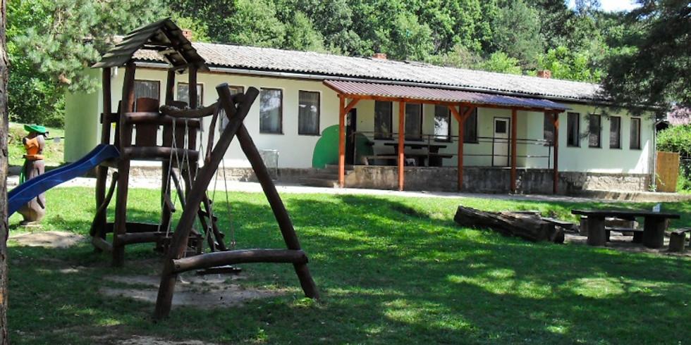 Letný tábor - IV. turnus / Jelenec - chata pod Gýmešom (1)