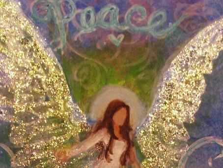 Σήμερα είμαι εν ειρήνη