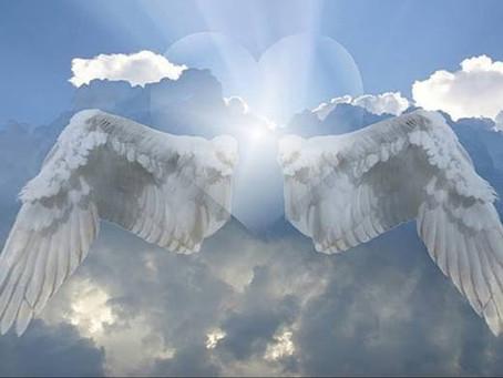 Οι Άγγελοι είναι πάντα δίπλα μου                 *Δεν το Ξεχνώ*