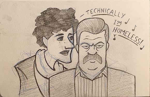 Jean-Ralphio and Ron