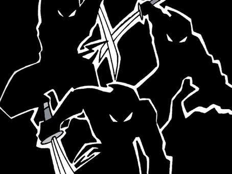 Locke and the Las Vegas Ninjas (Part 2 and 3)