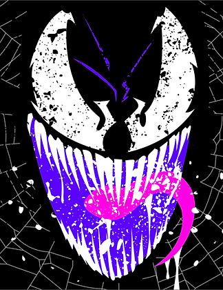 Venom Print (signed)
