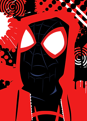 Spider-Man Print (signed)