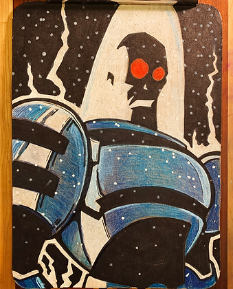 Mr. Freeze (Batman Beyond)