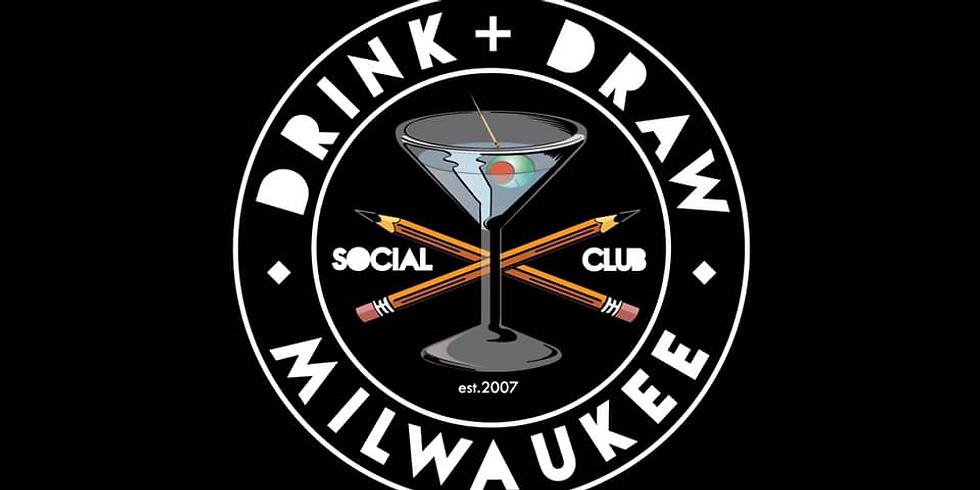 Drink & Draw MKE: February 2020