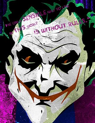 Joker Print (signed)