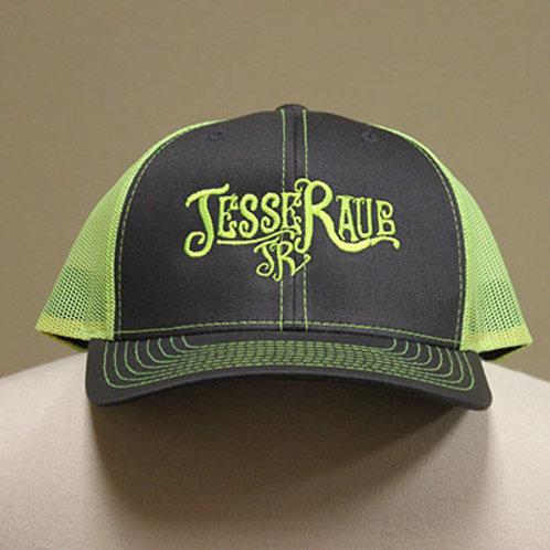 Green JRJ Mesh Hat