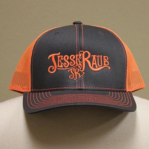 Orange JRJ Mesh Hat